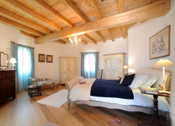 Luxury main bedroom Del Cielo Corfu