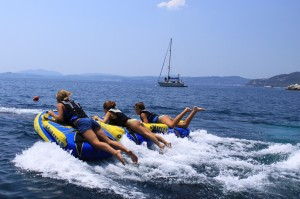 Watersports in Corfu