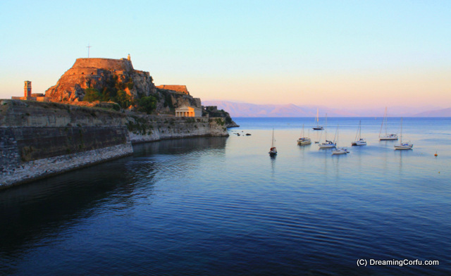 Views of Corfu